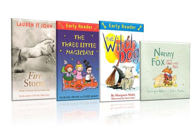 WIN a brilliant book bundle with Orion Children's Books!