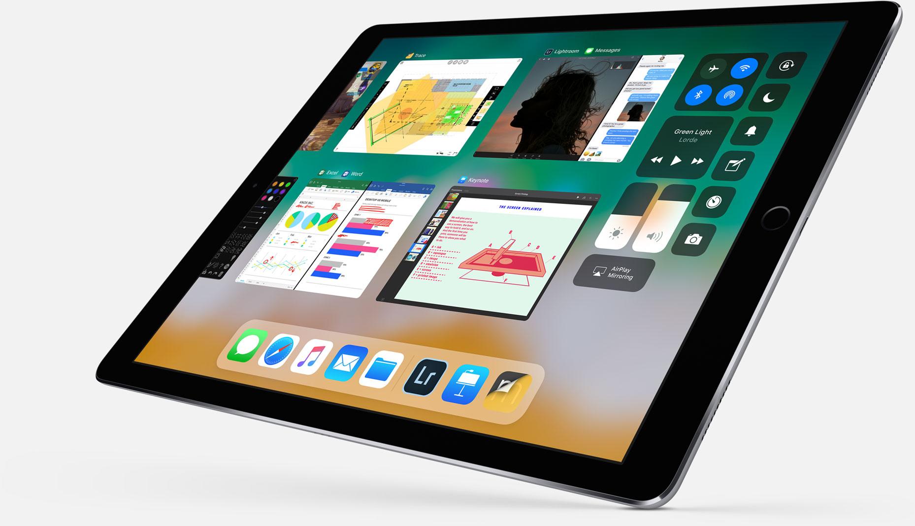 El dock para iPad es lo más cerca que estarás de macOS en un tablet