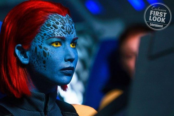 X-Men: Dark Phoenix<br /> Jennifer Lawrence