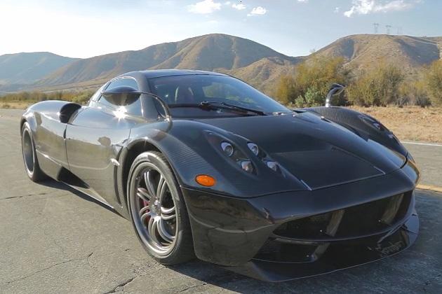 【ビデオ】イタリアンスーパーカーの傑作、パガーニ「ウアイラ」に米Autoblog記者が試乗!