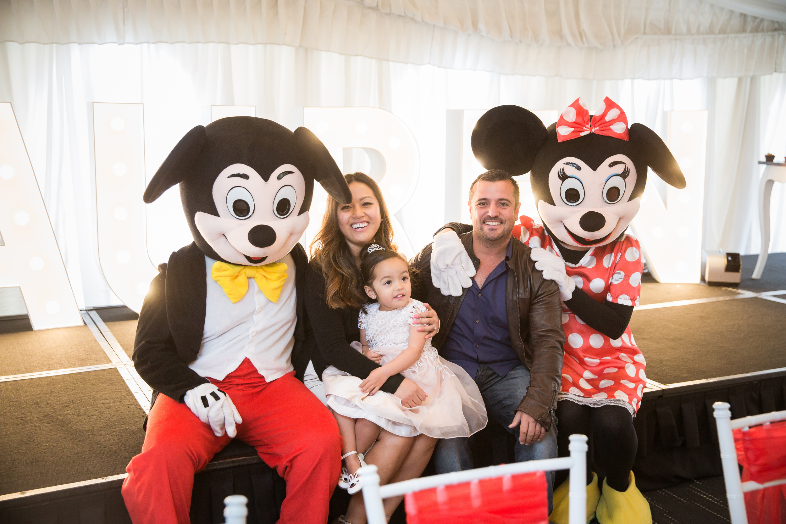 Parents Defend Throwing Daughter a $39,000 Disney Themed 3rd Birthday Party