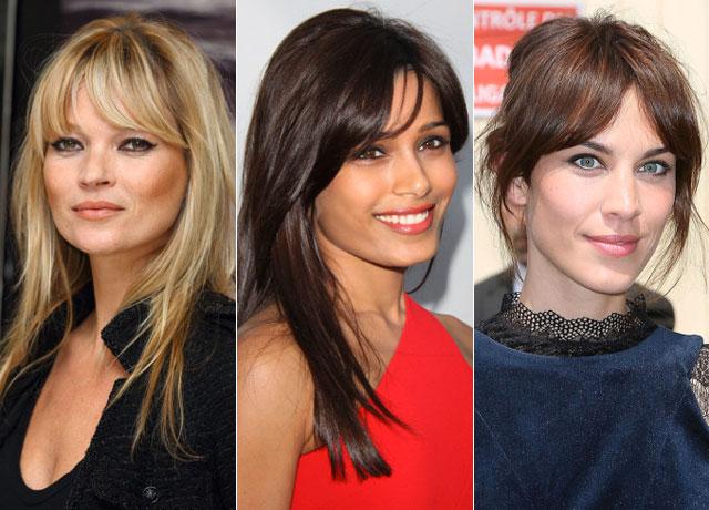 celebrity fringes