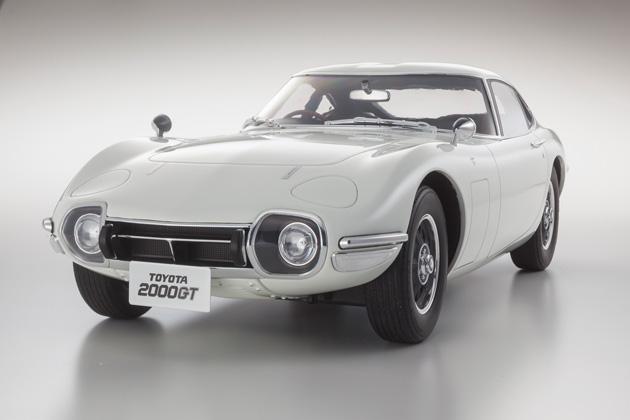 今年も頑張った自分へのプレゼントに、「トヨタ 2000GT」はいかが?
