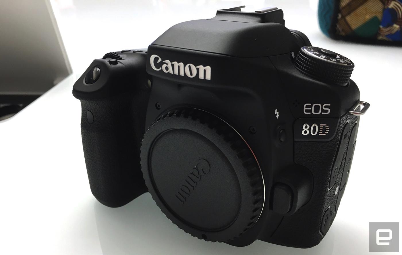 La Canon EOS 80D llega para renovar la gama semiprofesional