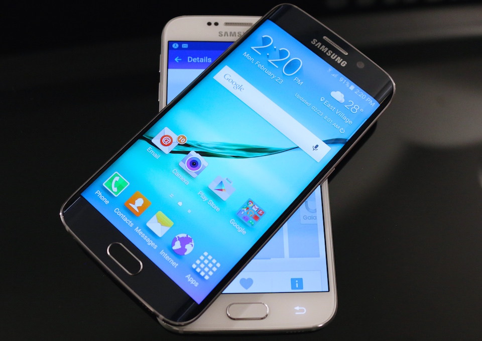 Meet Samsung39;s Galaxy S6 and Galaxy S6 edge