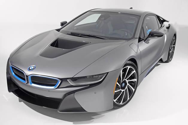 BMW「i8」のワンオフモデル、「i8コンクール・デレガンスエディション」が出品へ