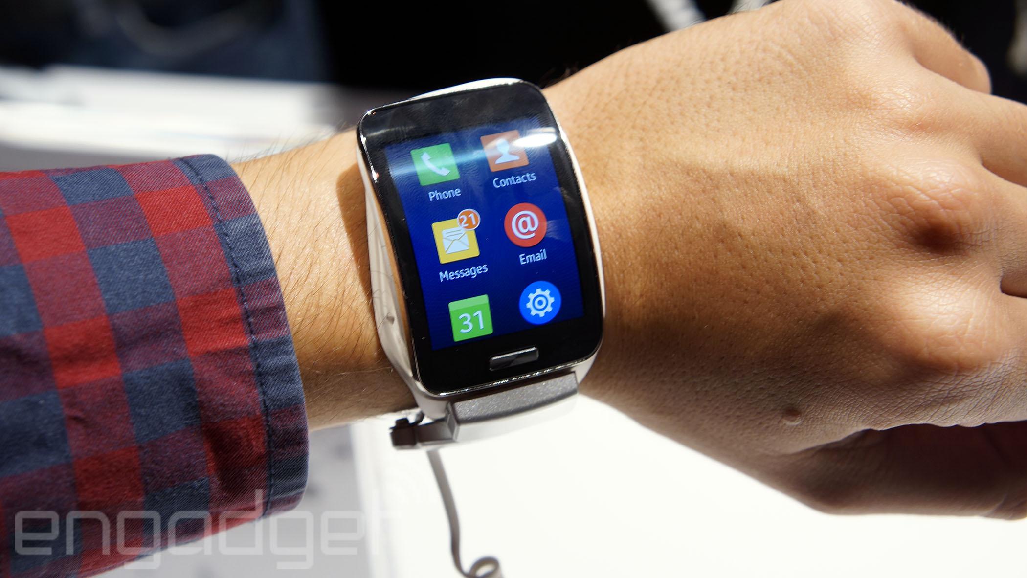 Ya puedes reservar el Samsung Gear S por 399 euros con el Gear Circle de regalo