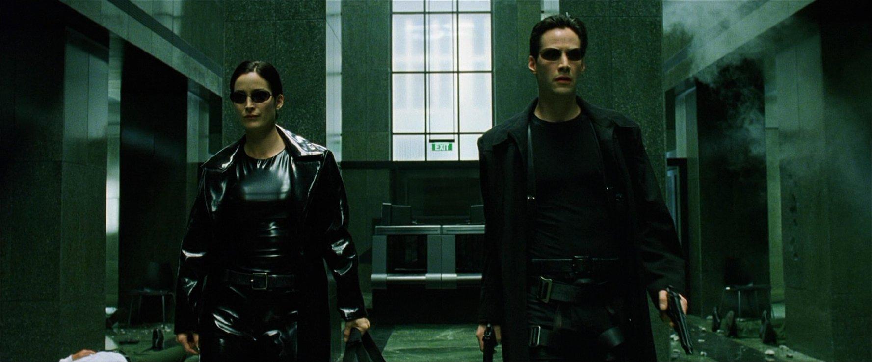 Warner Bros. podría estar considerando la vuelta de 'Matrix'