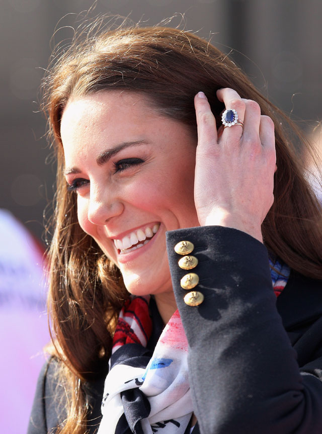 Kate Middleton The Duchess Of Cambridge Has Made Her