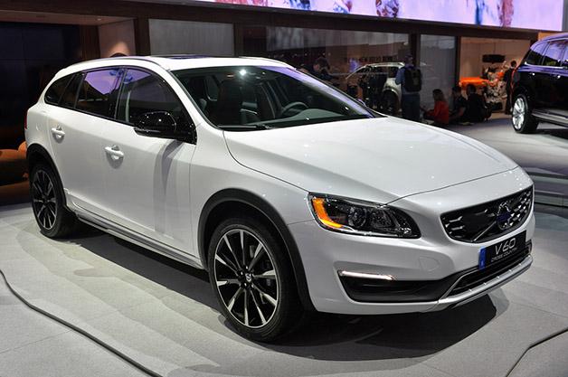 2015 Volvo V60 Cross Country