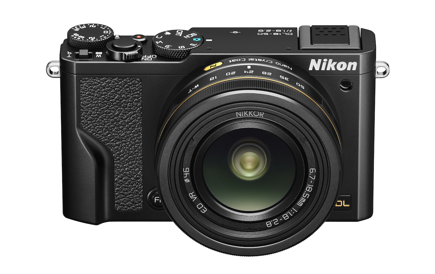 Nikon DL, la nueva familia de compactas premium