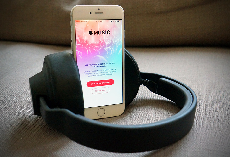 Apple Music goes live on Android devices today