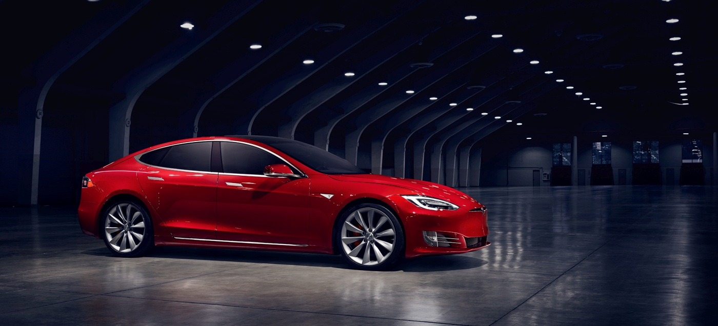 Tesla adds a 75kWh battery option for the Model S