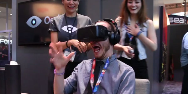 Editor freaks out over scary Alien virtual reality game