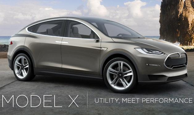 テスラの新型クロスオーバーEV「モデルX」、「モデルS」の教訓を得て発売延期に