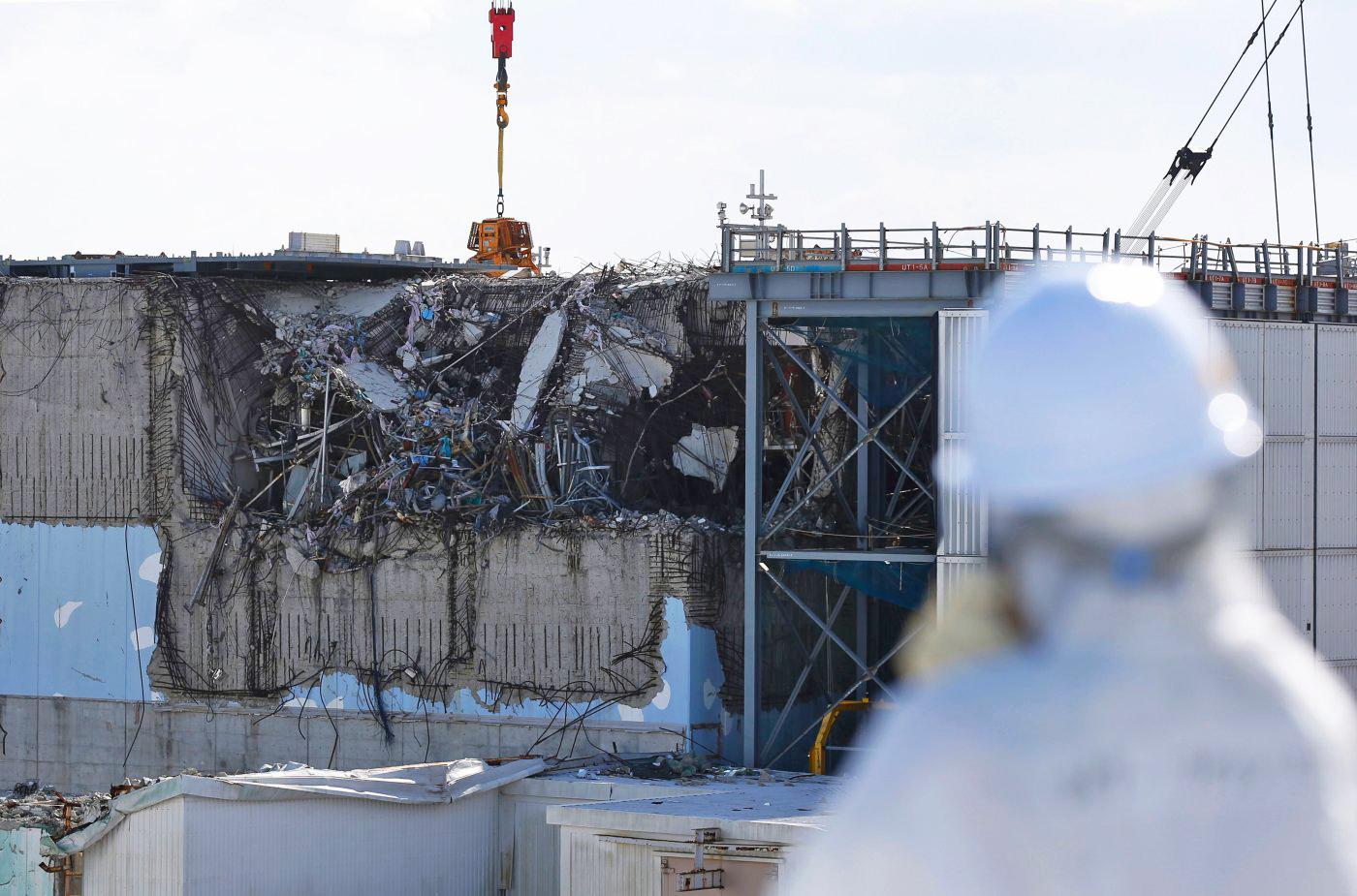Ni los robots son capaces de sobrevivir a Fukushima