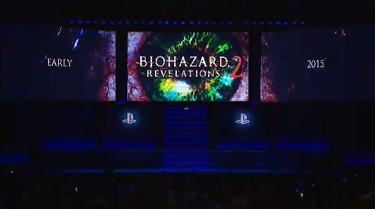 Resident Evil: Revelations 2 confirmed for early 2015 [update]