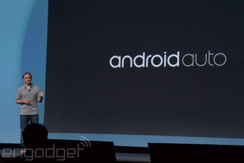 Android también llega a los salpicaderos con Android Auto