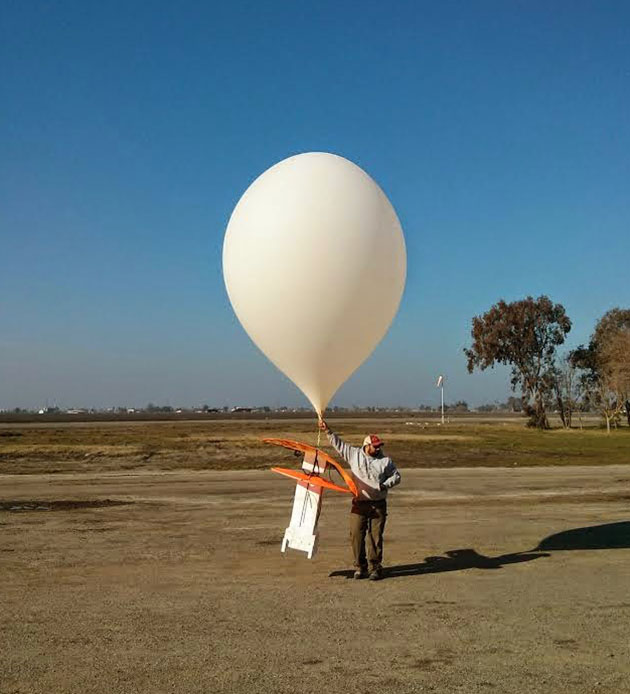 Google's internet balloons can stay aloft for 100 days thanks to fluffy socks