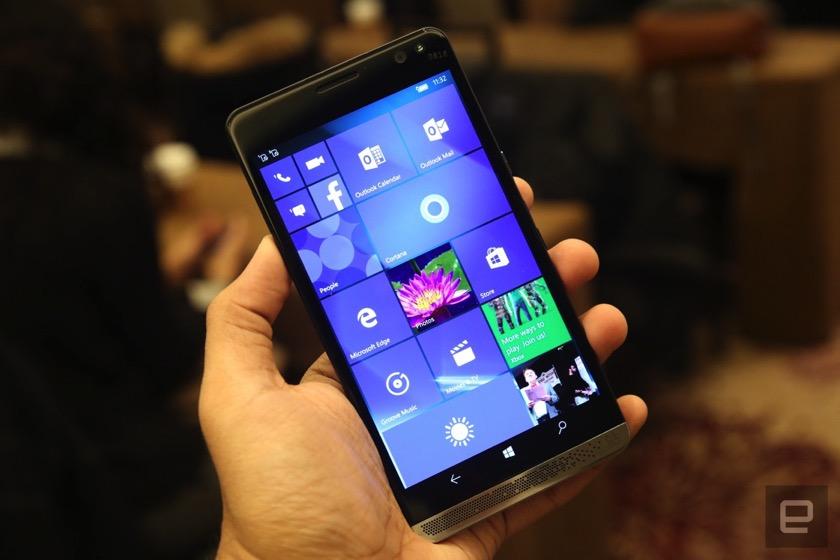 Windows 10: Creators Update nur für wenige Smartphones