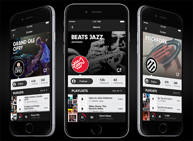 Apple's music service may fight Spotify with exclusives, not price