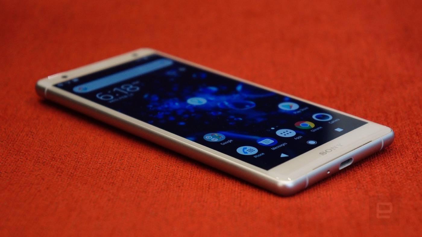 Sony Xperia XZ2: Un primer paso hacia el cambio