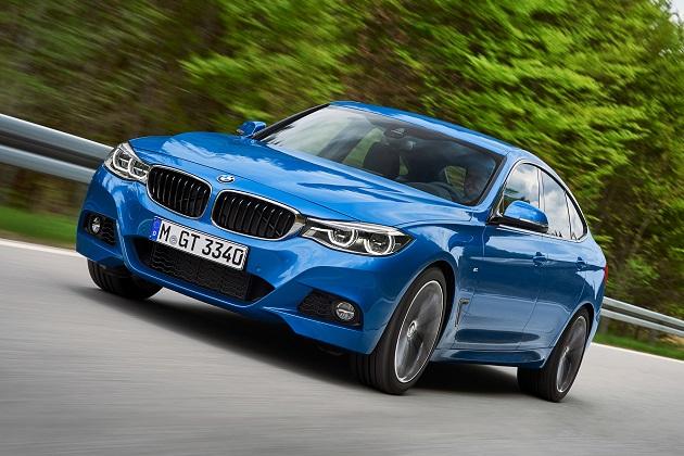 BMW、新型エンジンを導入した「3シリーズ グランツーリズモ」のマイナーチェンジを発表