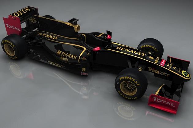 ルノーがロータスF1チーム買収の基本合意を正式に発表!