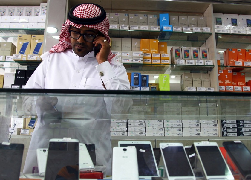 Saudi-Arabien darf wieder skypen