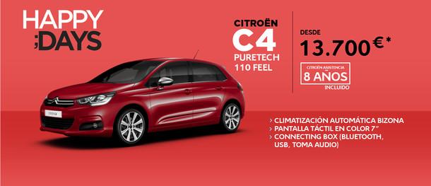 Oferta Plan PIVE Citroën