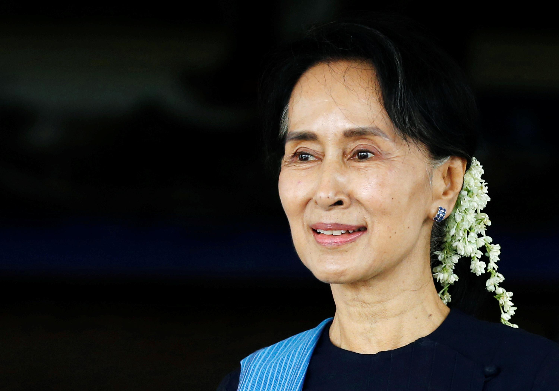 Aung san suu kyi sons photos Massacre in Myanmar: One grave for 10 Rohingya men