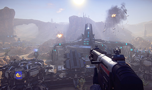 Report: Planetside 2 beta to reach PS4 by end of 2014