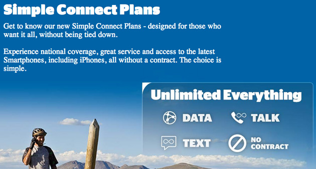 US Cellular Simple Connect plans
