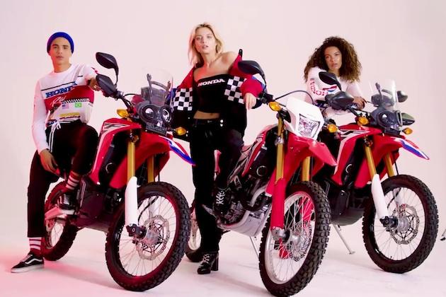 【ビデオ】ホンダがFOREVER 21とコラボ! モータースポーツをテーマにしたウェアのコレクションを発売!