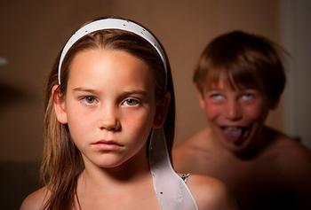 Funny, Funny Siblings
