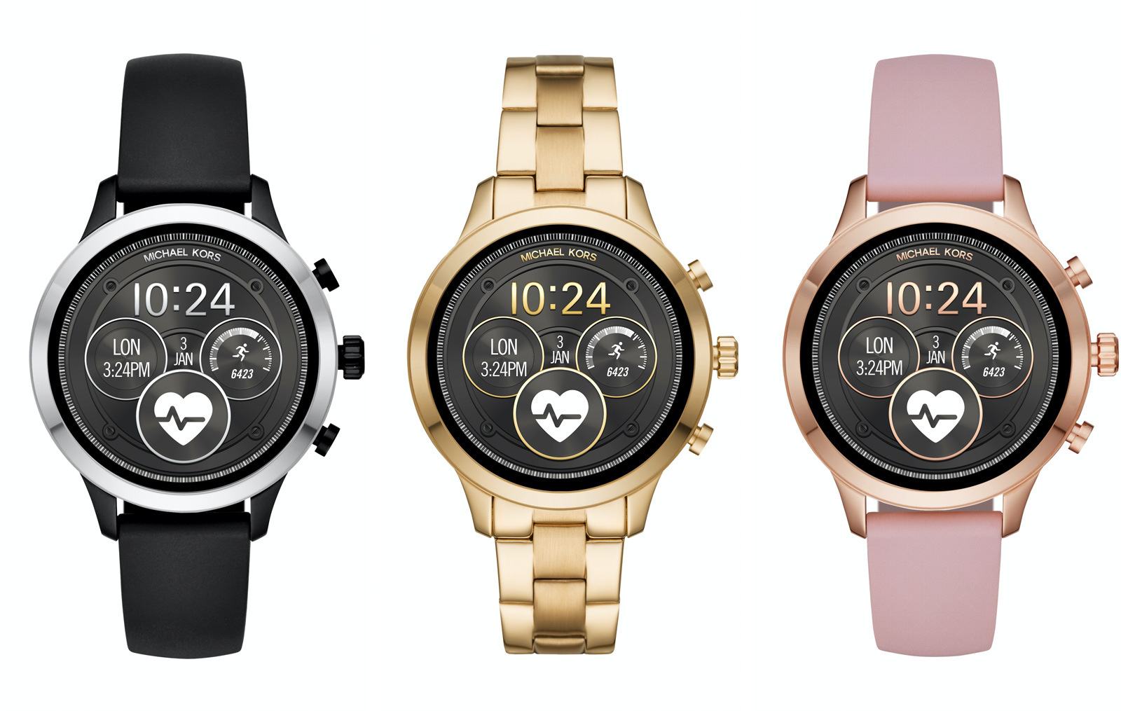 Michael Kors' latest Wear OS watch features a popular design