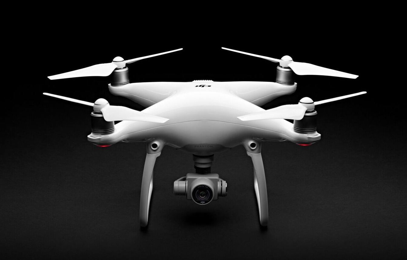 DJI's Phantom 4 comes with obstacle avoidance and 'speed' mode