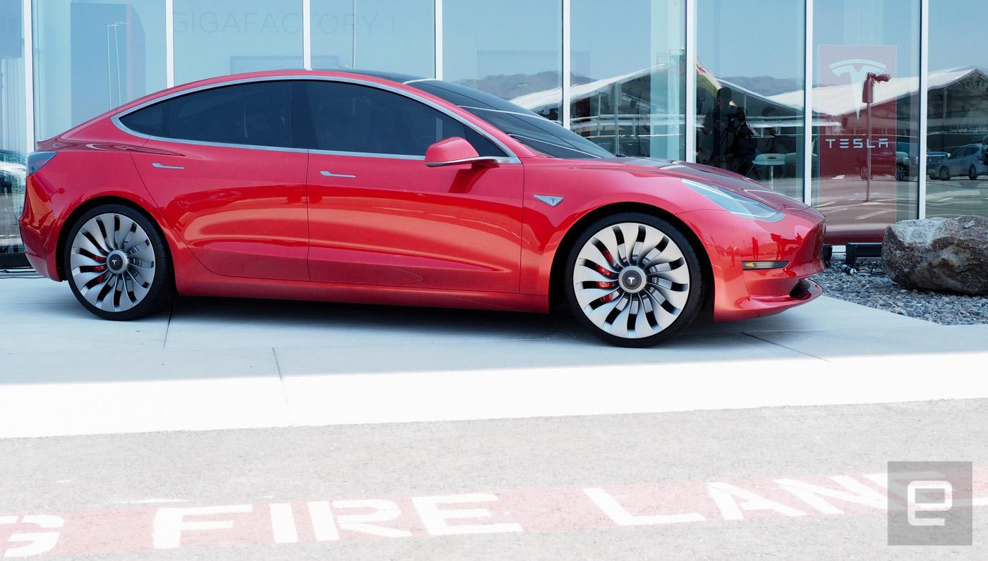 Tesla entregará los 30 primeros Model 3 el 28 de julio
