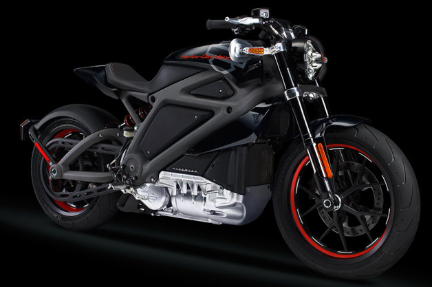 Harley-Davidson's Project Livewire electric motorcycle