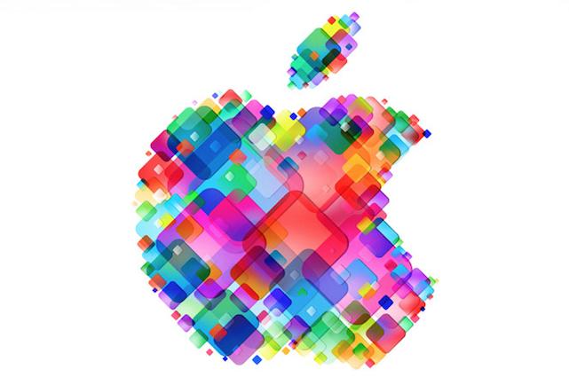 WWDC 2012 Apple Logo