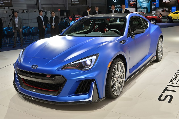 【レポート】トヨタとスバル、ハイパフォーマンスな「FR-S」と「BRZ」の特許を申請