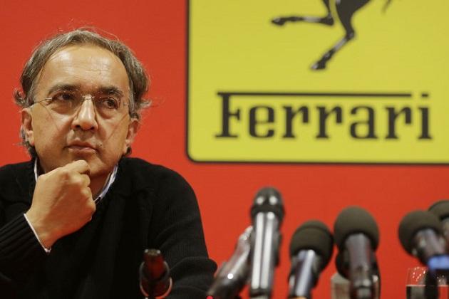 【レポート】FCAのマルキオンネCEO、フェラーリCEOを兼任か?