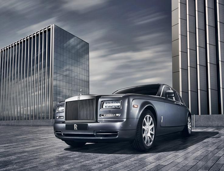 Rolls Royce erzielt Verkaufsrekord in Deutschland