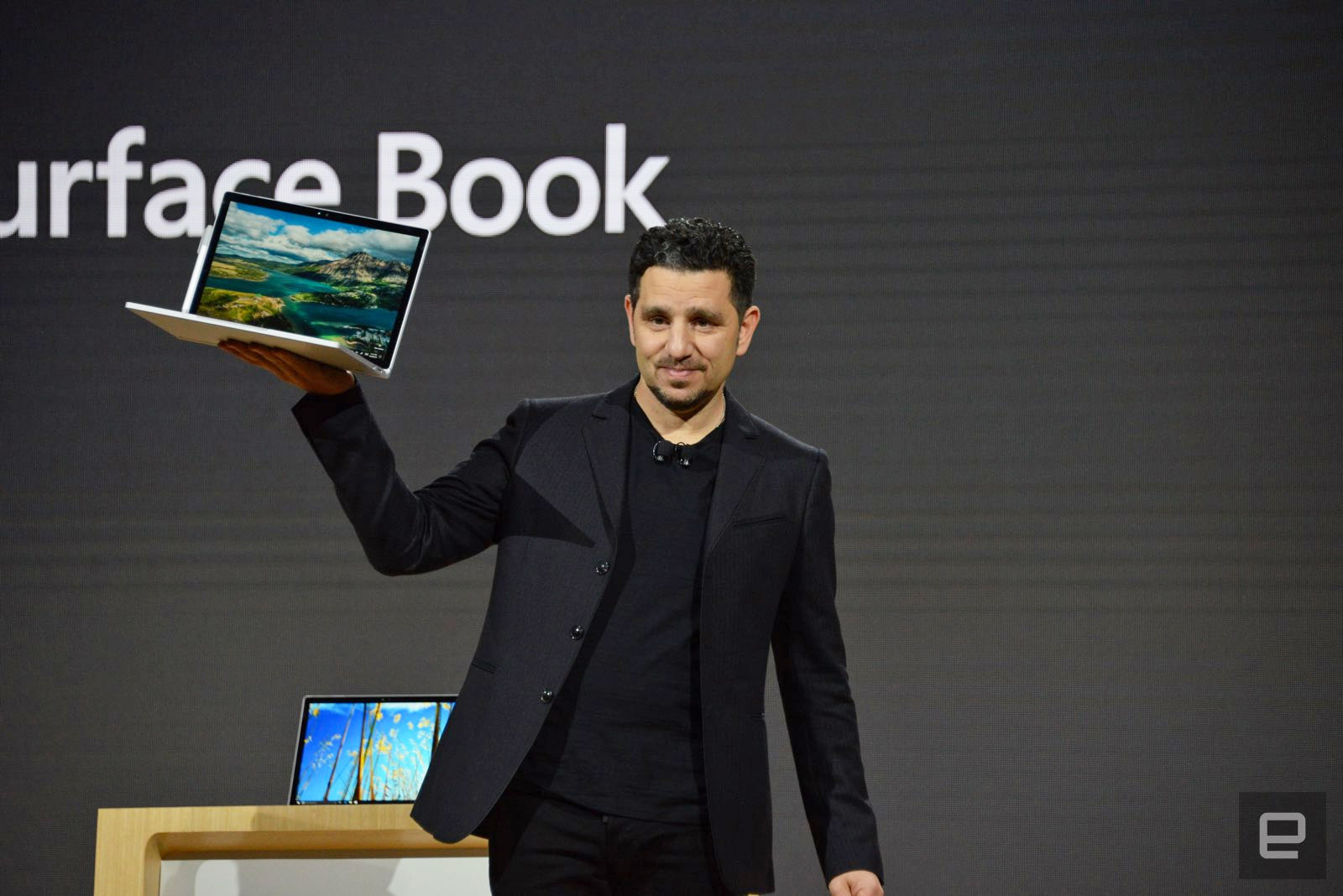Microsoft's Surface Book i7