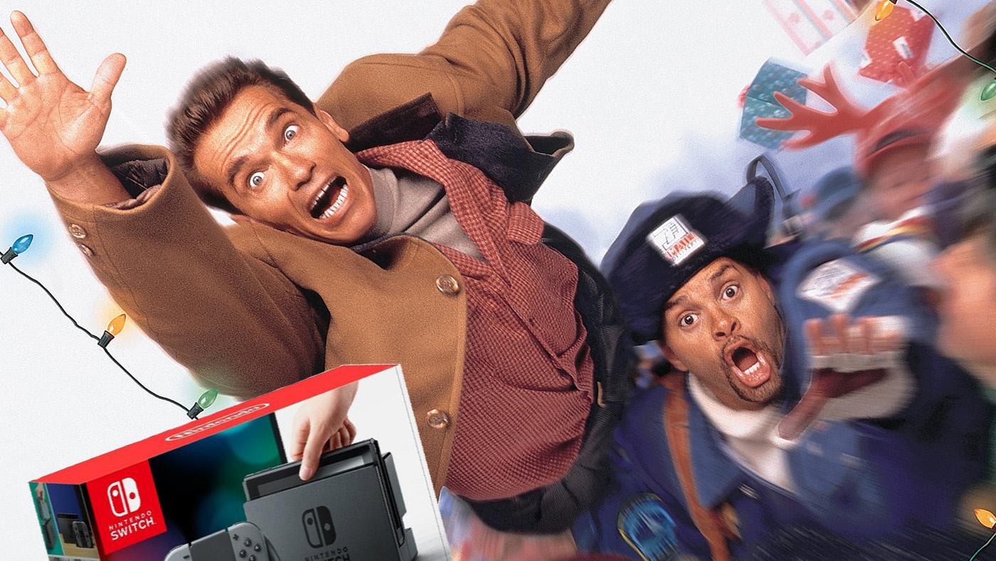 Nintendo no puede prometer suficientes Switch para cubrir la demanda de Navidad