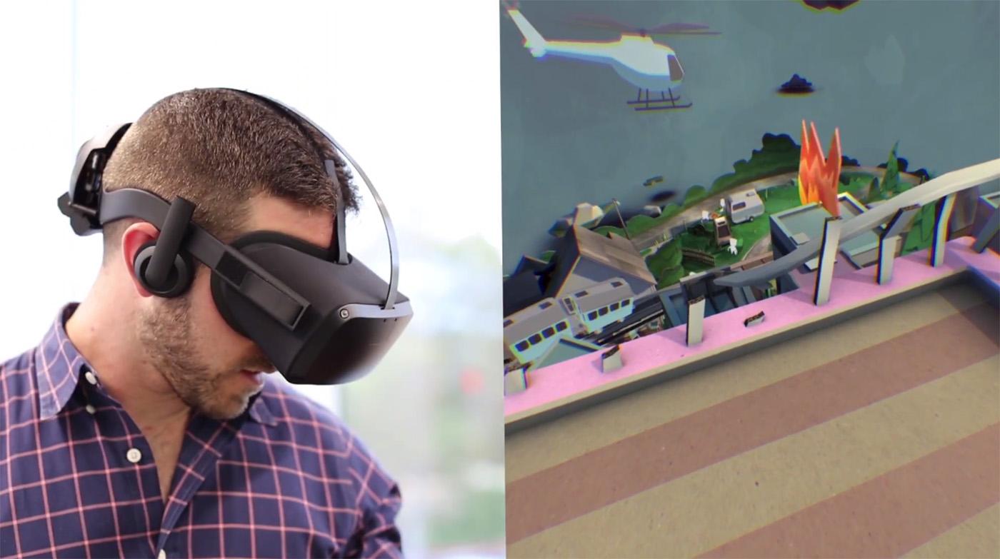 Oculus Santa Cruz: Die Zukunft ist kabellos