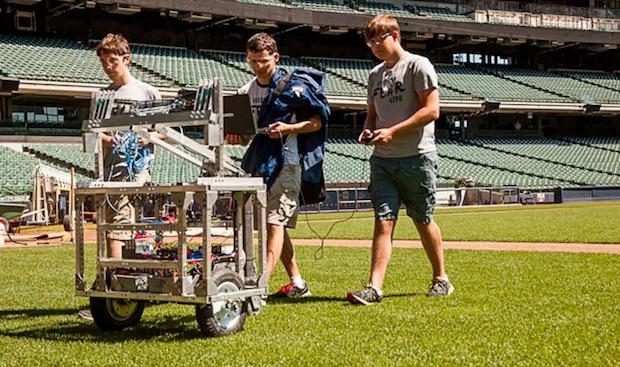 Future Engineers of American Robotics