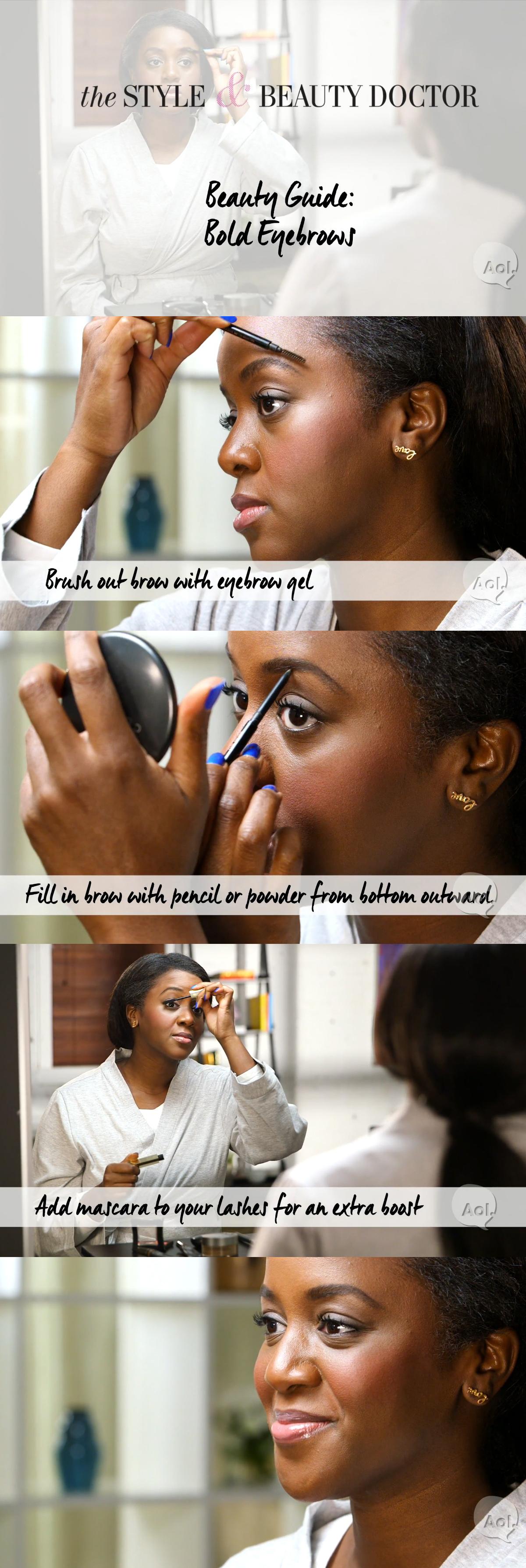 eyebrows on fleek, bold eyebrows, eyebrow tutorial