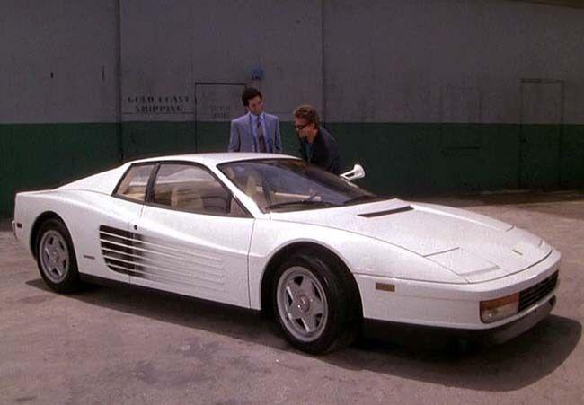 Ferrari Testarossa auktion ebay miami vice