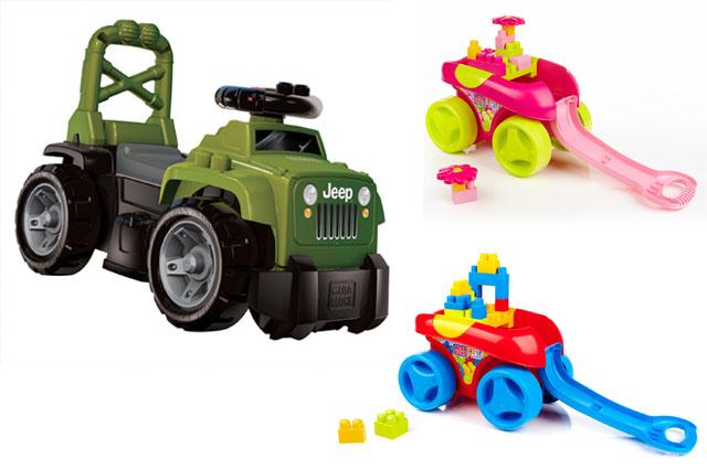 WIN Mega Bloks toys